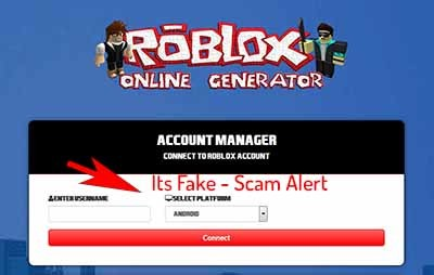 How To Get Free Robux Through Robux Generator On Roblox